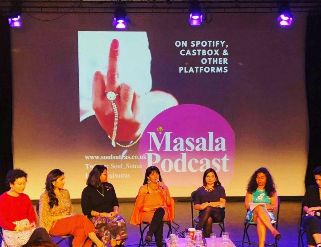 Masala Podcast Live show