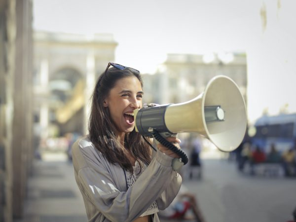The power of the female voice