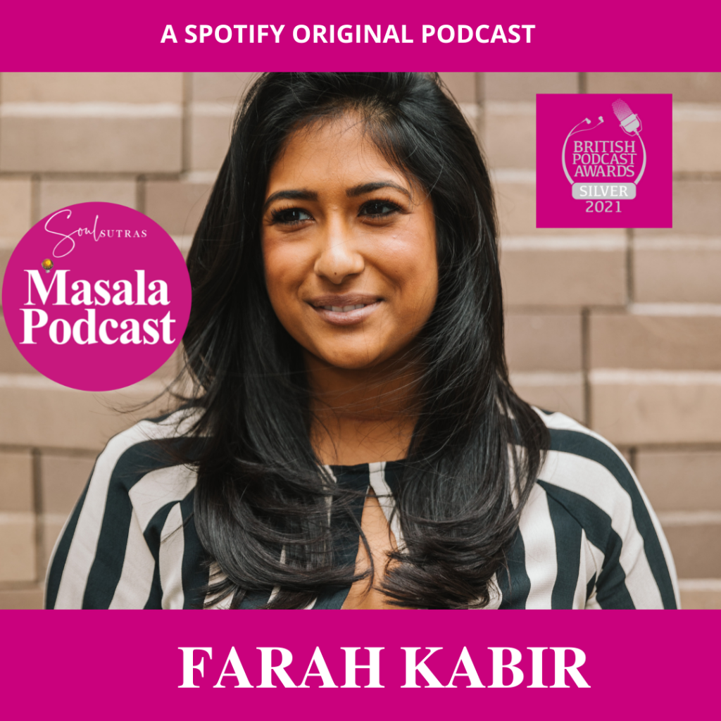 Farah Kabir, co-founder of HANX, tackles the taboo around female contraception & women's intimate sexual health.